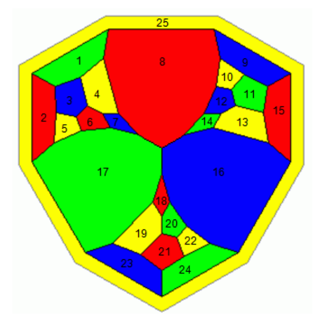 4 colour theorem The four colour theorem states that, given any separation of a plane into contiguous regions, producing a figure called a map, no more than four colours are required to colour the regions of the.